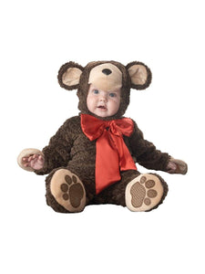 Lil' Teddy Bear Infant Costume 0-6 Months