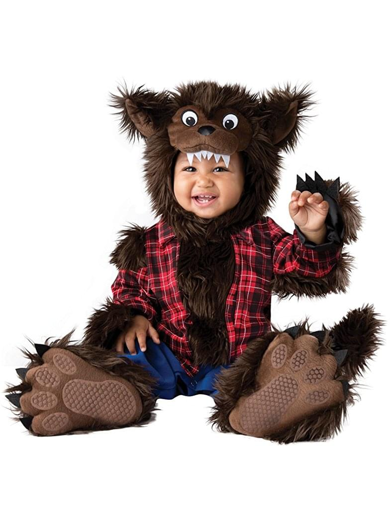 Wee Werewolf Infant Costume
