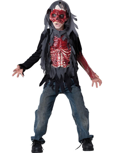Skinned Alive Deluxe Child Costume