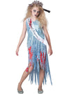 Homecoming Horror Zombie Costume Dress Tween