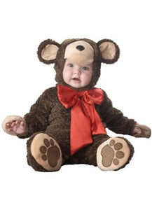 Lil' Teddy Bear Costume 6-12 Months