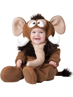 Wee Wooly Mammoth Baby Costume