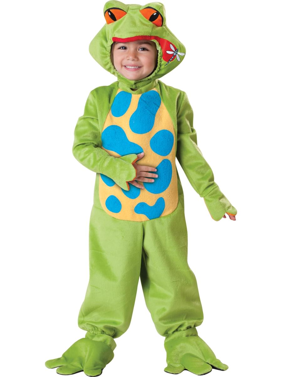 Lil' Froggy Deluxe Toddler Child Costume