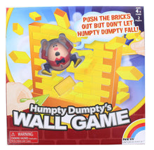 Load image into Gallery viewer, Humpty Dumptys Wall Game | For 2 Players Ages 4 and Up