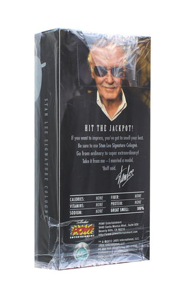 Marvel Stan Lee Signature Men's Cologne - Autographed Card in Box