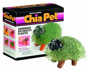 Chia Pet Grass Planter: Puppy