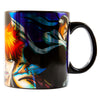 Bleach Foil Print Coffee Mug