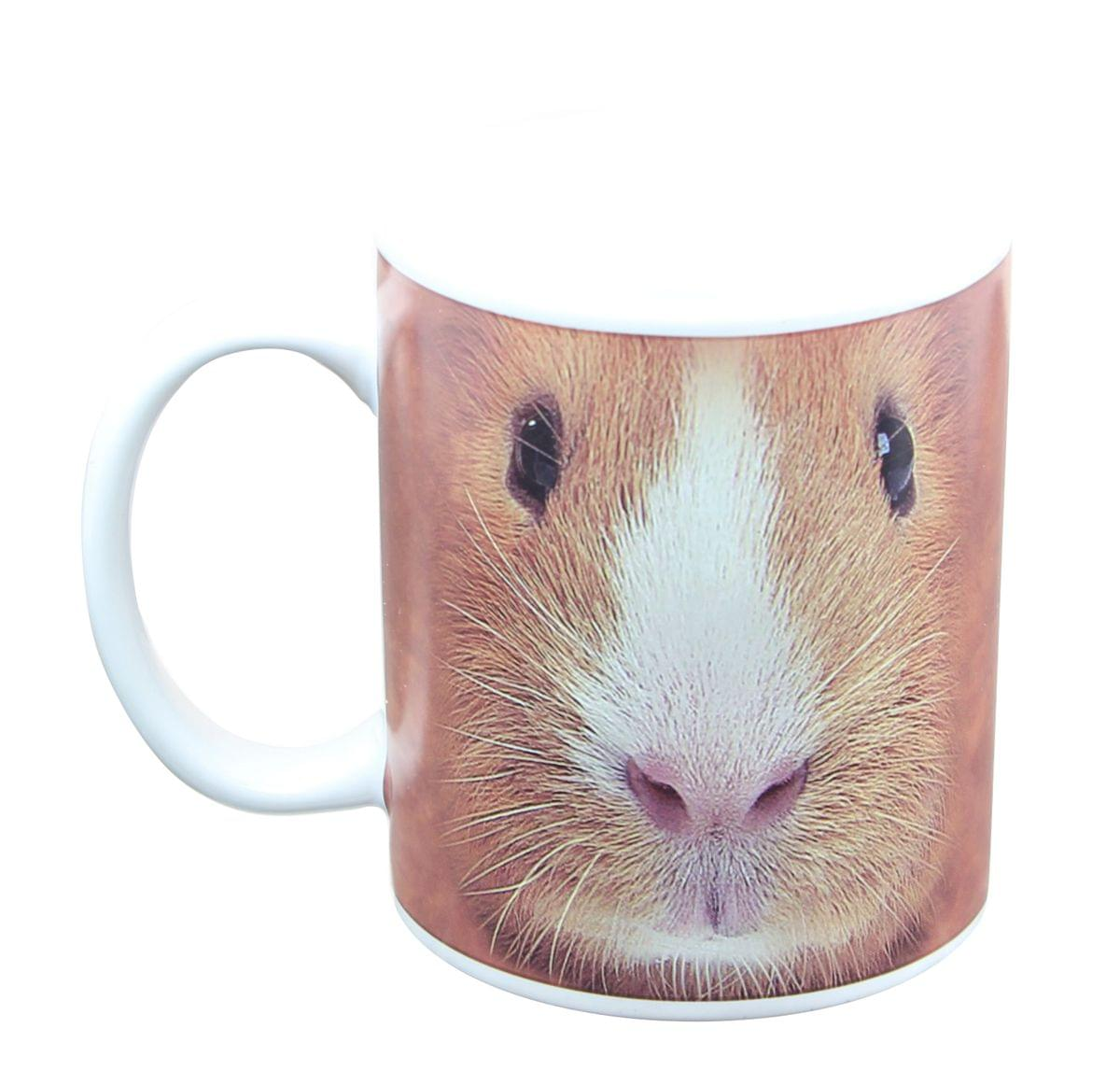 Guinea Pig Face 11oz Coffee Mug