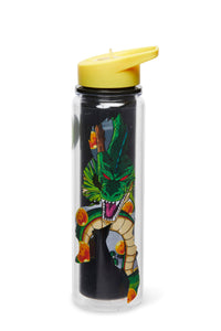 Dragon Ball Z Shenron 17oz Double Wall Plastic Water Bottle