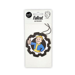 Fallout 4 Vault Boy Hanging Air Freshener for Cars and Closets | Vanilla Scent