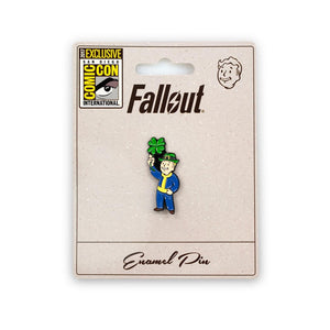 Fallout Luck S.P.E.C.I.A.L. Perk Pin | Official Fallout Video Game Enamel Pin