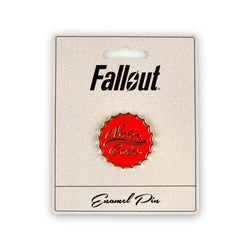 Fallout Nuka Cola Enamel Collector Pin