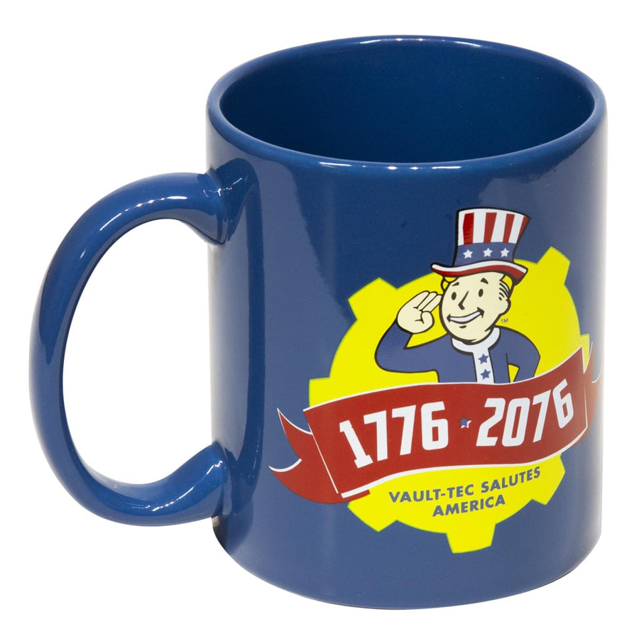 Fallout 76 Tricentennial 12oz Ceramic Coffee Mug