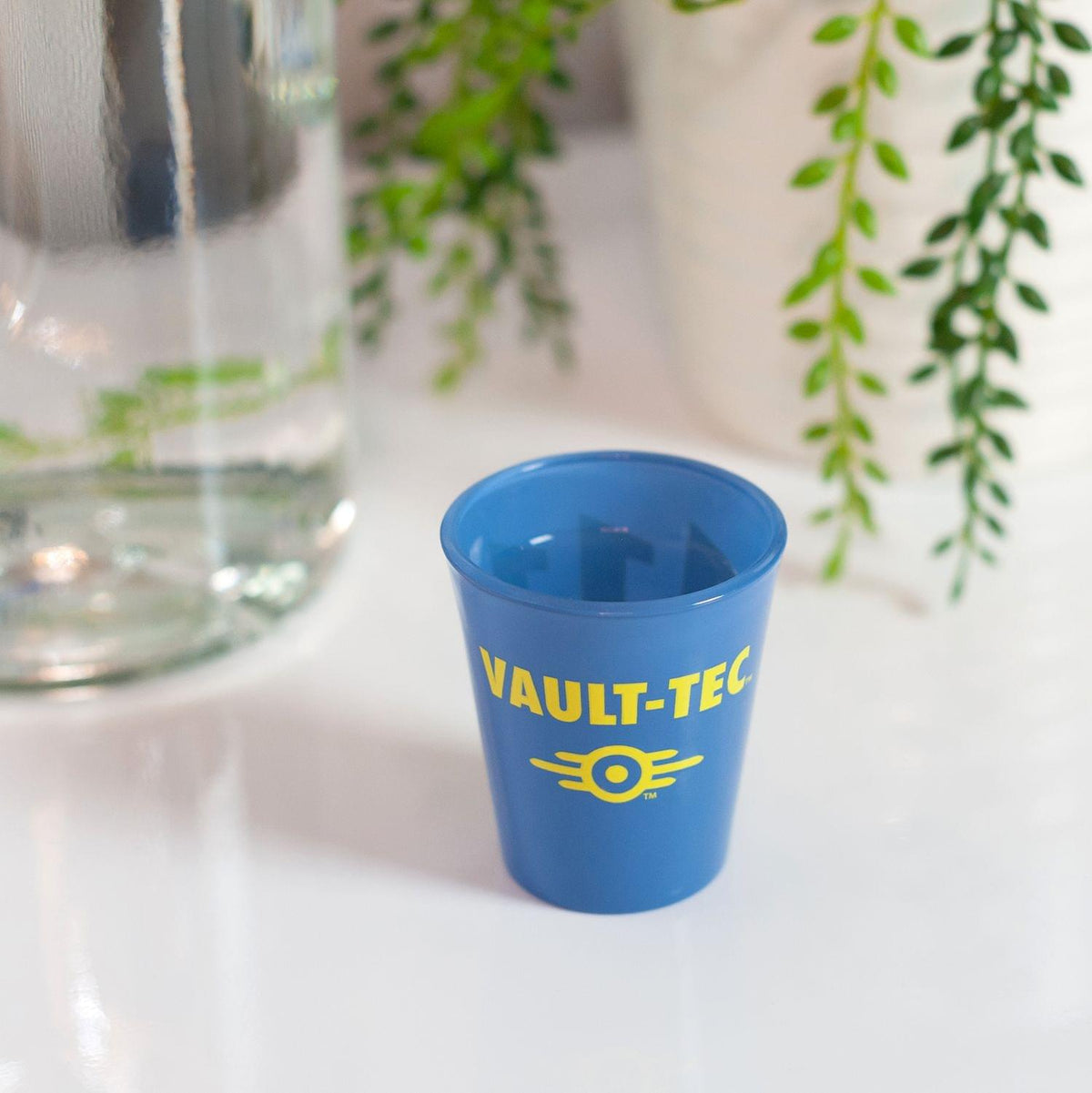 Fallout Collectibles | Vault-Tec and Vault 111 Shot Glass | Xbox One Gifts
