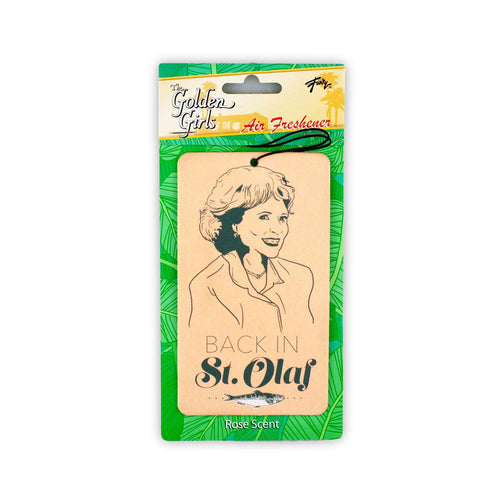 OFFICIAL Golden Girls Air Freshener | Feat. Rose, Back in St. Olaf | Rose Scent