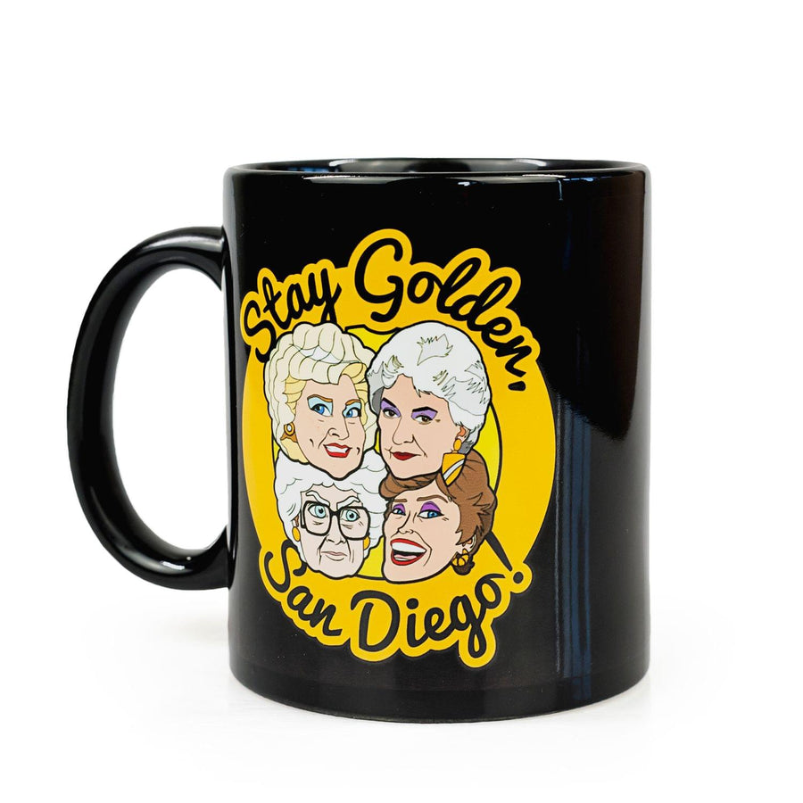 "The Golden Girls ""Stay Golden, San Diego"" 11oz Mug (SDCC Exclusive)"