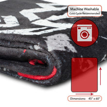 Load image into Gallery viewer, Gears Of War Lightweight Fleece Throw Blanket | 45 x 60 Inches