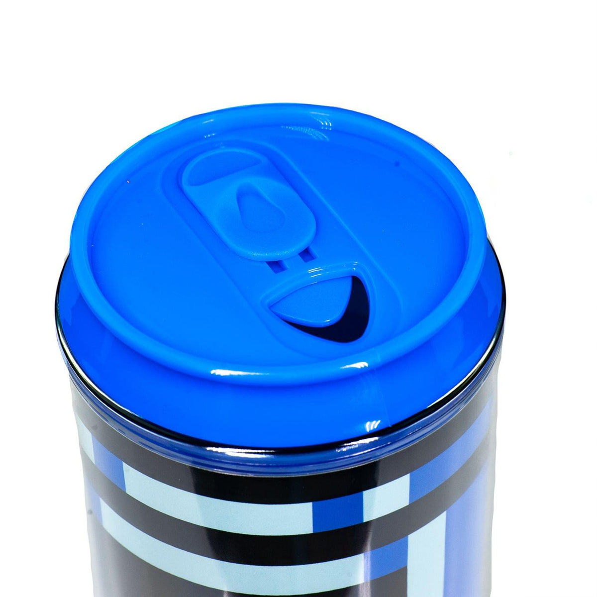 Mega Man Official Energy Tank Travel Can | E-Tank Can Holds Your Favorite Drink