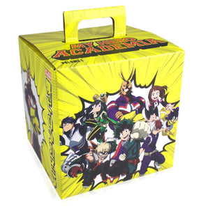 My Hero Academia LookSee Mystery Gift Box | Includes 5 Themed Collectibles | All Might Box