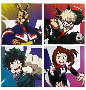 My Hero Academia LookSee Mystery Gift Box | Includes 5 Themed Collectibles | Midoriya Box