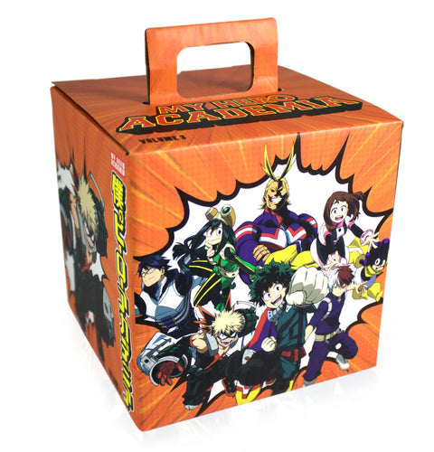 My Hero Academia LookSee Mystery Gift Box | Includes 5 Themed Collectibles | Bakugo Box