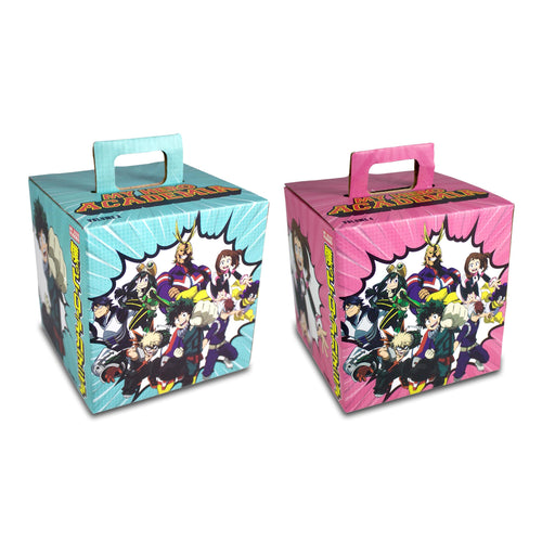 My Hero Academia LookSee Gift Box | Set of 2 | Izuku and Ochaco