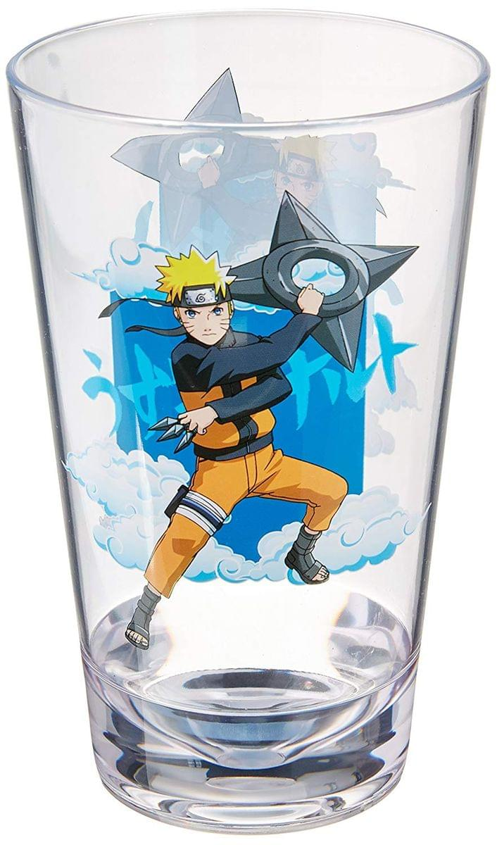 Naruto Shadow Clone Jutsu! 16oz Acrylic Pint Glass
