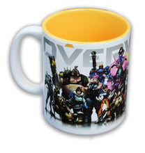 Load image into Gallery viewer, Overwatch Collectibles |Collectors Looksee Box | Fleece Blanket | Mug | Pins