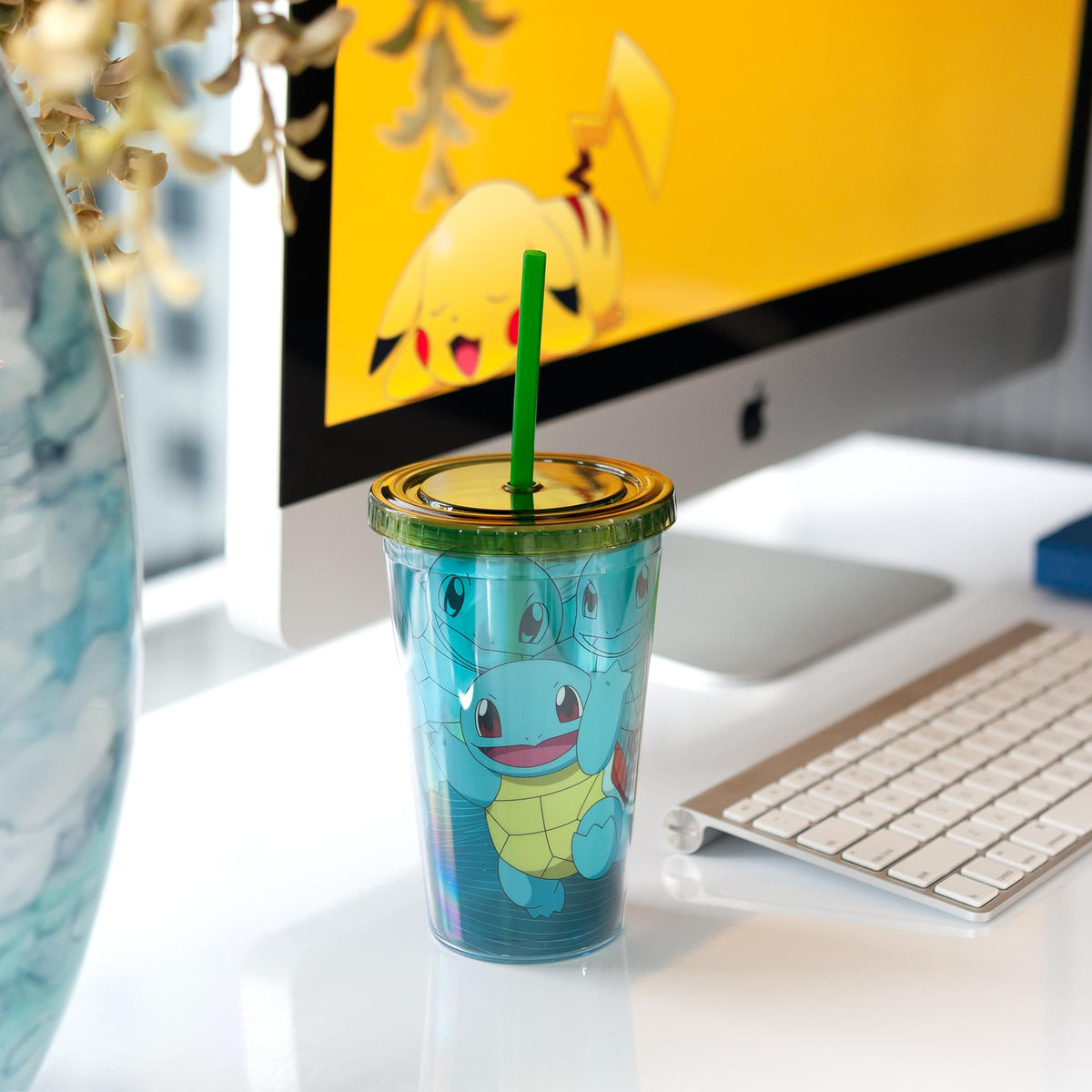 Pokemon Squirtle 18oz Carnival Cup