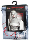 Marilyn Monroe Some Like It Hot Lightweight Fleece Blanket | 45 x 60 Inches