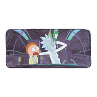 Rick and Morty Space Cruiser Auto Sunshade | Rick And Morty Accessories