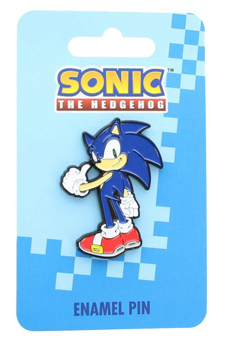 Sonic the Hedgehog Sonic Enamel Collector Pin