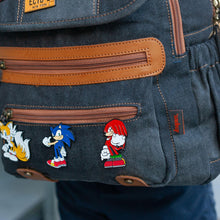 Load image into Gallery viewer, Sonic The Hedgehog Knuckles Enamel Pin | Official Sonic Series Collectible