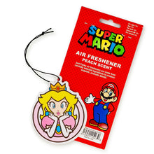 Load image into Gallery viewer, Super Mario - Princess Peach Air Freshener | Licensed Nintendo Accessory