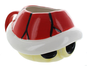 Super Mario Bros. Koopa Paratroopa Red Shell Molded Mug