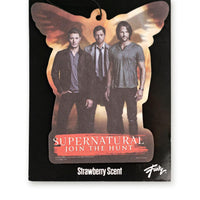 Supernatural Collectibles | Join The Hunt Air Freshener | Strawberry Scent