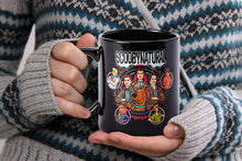 "Load image into Gallery viewer, Supernatural & Scooby-Doo Mashup ""Scoobynatural"" Coffee Mug 