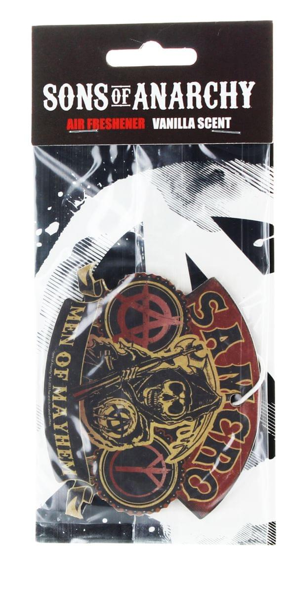 Sons of Anarchy SAMCRO Men of Mayhem Air Freshener