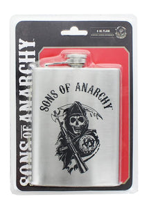 Sons of Anarchy Logo 6oz Flask