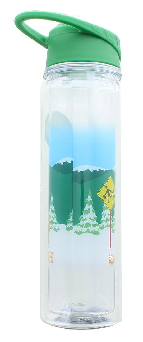 South Park The Stick of Truth Plastic Water Bottle