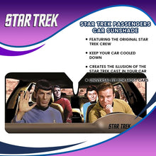 Load image into Gallery viewer, Star Trek Passengers Car Sunshade
