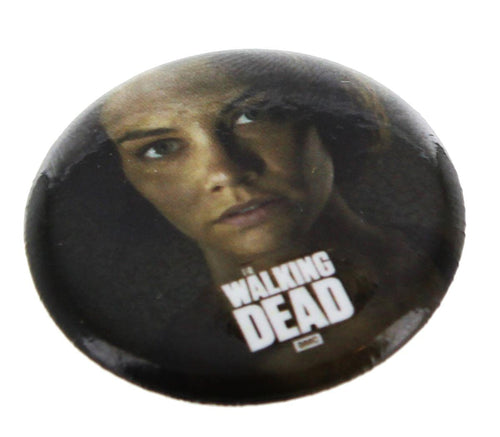 Walking Dead Maggie Collectible Pinback Button