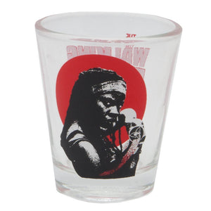 The Walking Dead Michonne Shot Glass