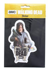 The Walking Dead Daryl Dixon Sticker