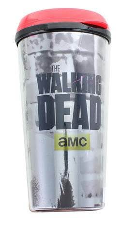 The Walking Dead Rick Grimes 16oz Travel Mug