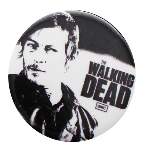 The Walking Dead Daryl Dixon Button Pin
