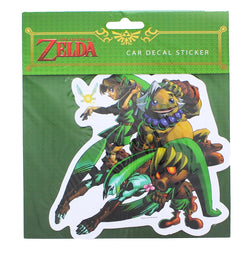 The Legend of Zelda Link Sword & Shield Sticker