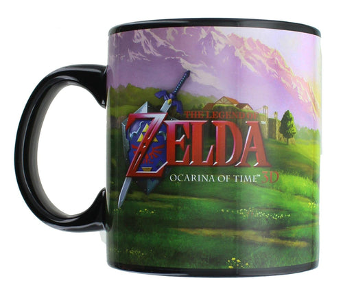 The Legend of Zelda Link Riding Epona 20oz Ceramic Coffee Mug