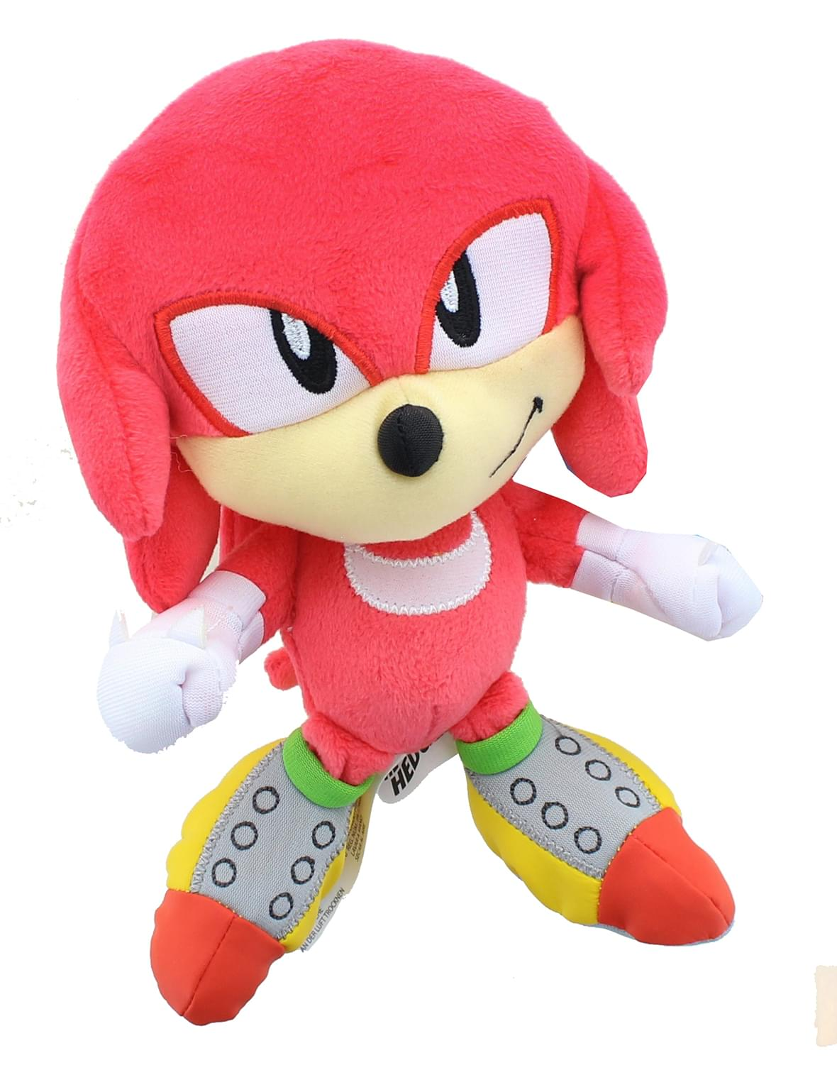 Sonic the Hedgehog 7 Inch Character Plush | Knuckles