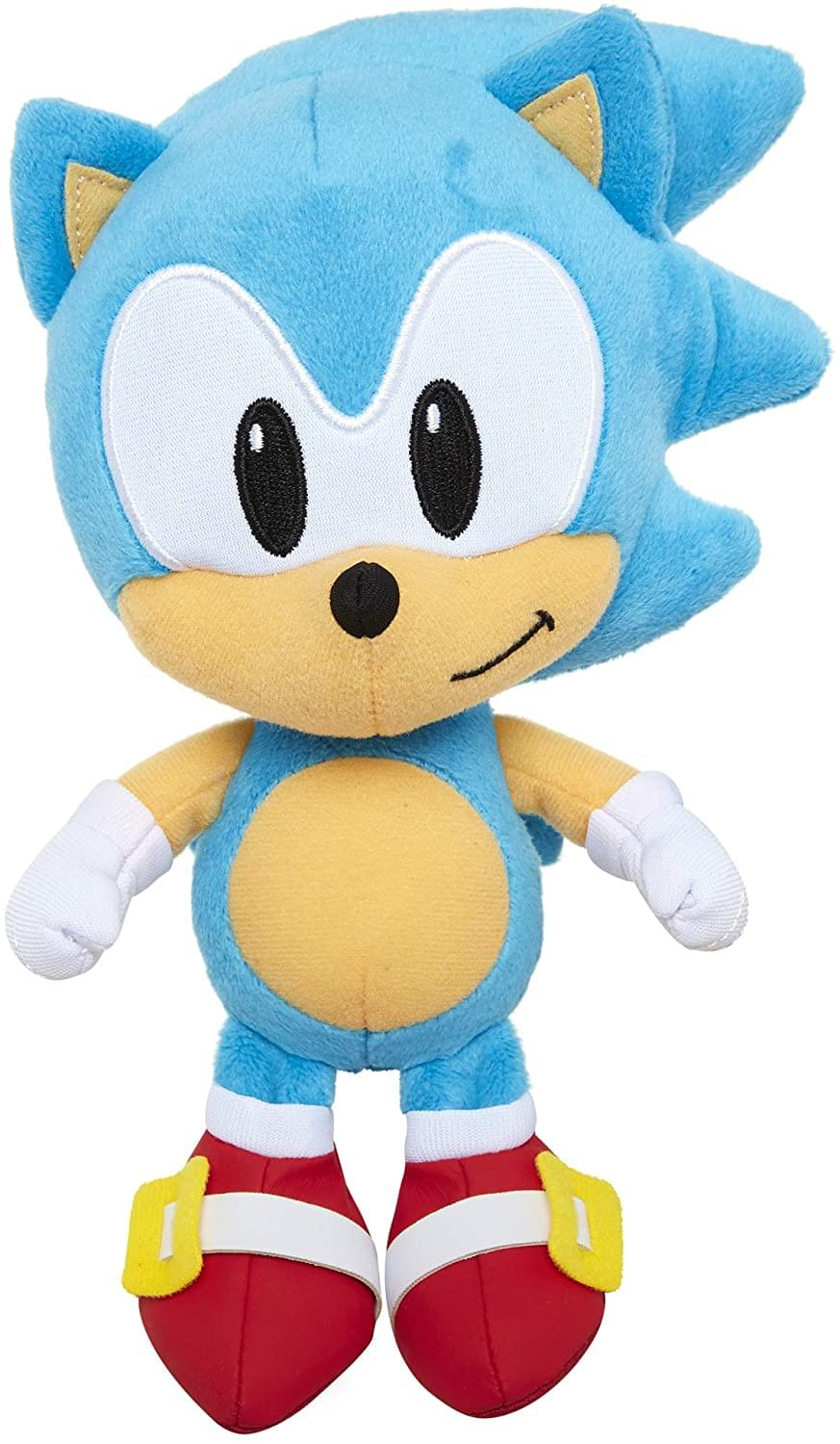Sonic the Hedgehog 7 Inch Character Plush | Sonic